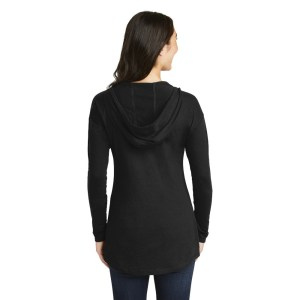 New Era® Ladies Tri-Blend Performance Pullover Hoodie Tee – LNEA131