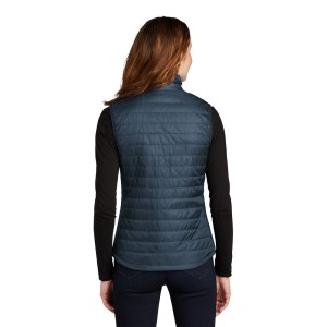 Port Authority® Ladies Packable Puffy Vest – L851