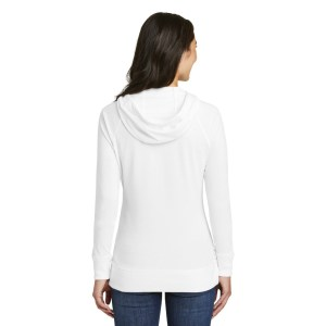 New Era® Ladies Sueded Cotton Blend Full-Zip Hoodie – LNEA122