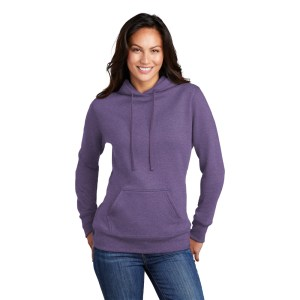 Port & Company ® Ladies Core Fleece Pullover Hooded Sweatshirt – LPC78H