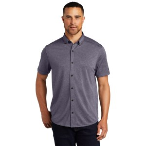 OGIO® Gravitate Full-Button Polo – OG141