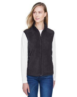 North End Ladies' Voyage Fleece Vest – 78173