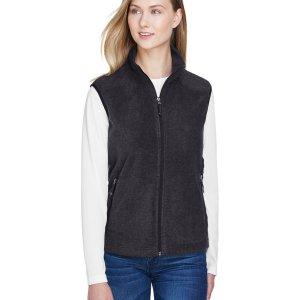 North End Ladies' Voyage Fleece Vest – 78173