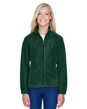 Harriton Ladies' 8 oz. Full-Zip Fleece – M990W