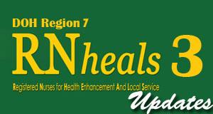 RN Heals 3 Region 7