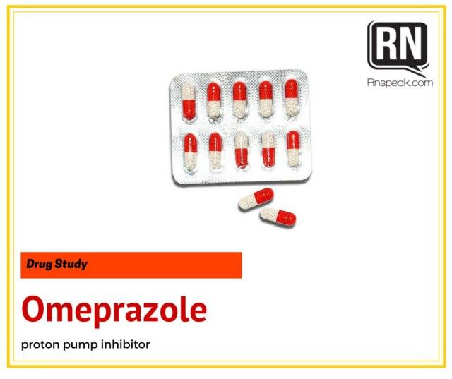 omeprazole-drug-study