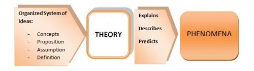 Nursing Theory diagram