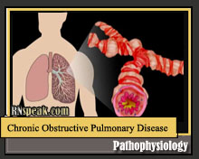 COPD pathophysiology