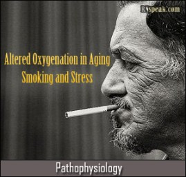 Altered Oxygenation in Aging,Smoking and Stress