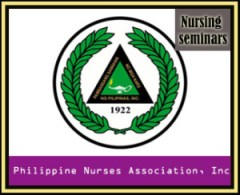 PNA nursing seminars,PNA logo