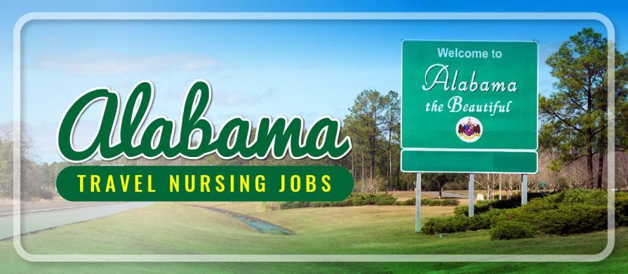 Alabama travel nursing jobs