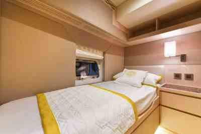Nomad 55 Port Guest Cabin