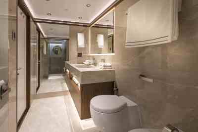 Majesty 140 Double Guest En Suite