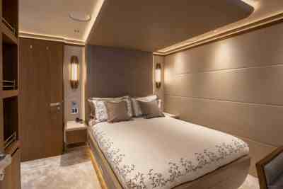 Majesty 140 Double Guest Stateroom