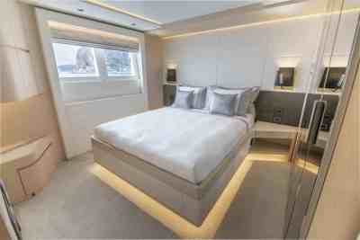 Majesty 100 Double Guest Stateroom
