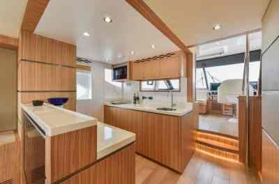 Nomad 65 Galley