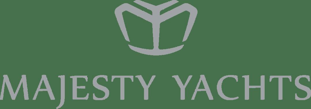 Majesty Yachts logo