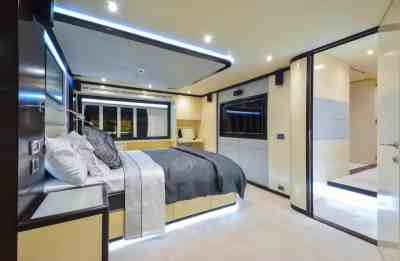 Nomad 75 Owners Stateroom
