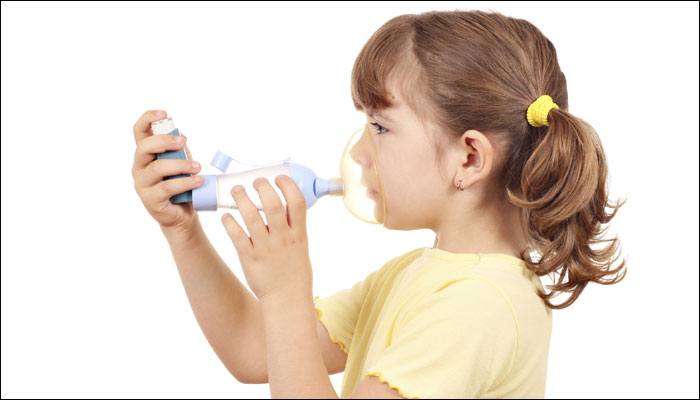 Kids and asthma