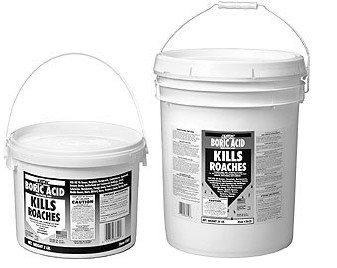 Boric Acid kill Roaches