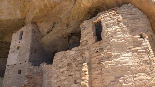 Innerhalb der Dwellings