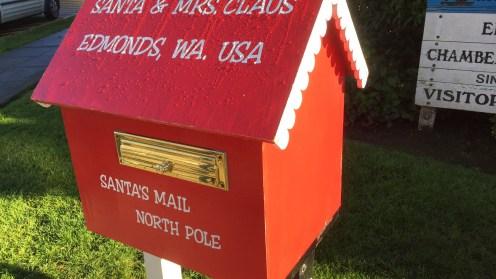 Santas Briefkasten