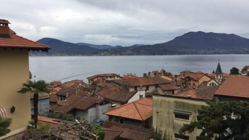 Am Lago Maggiore auf der Italienischen Seite