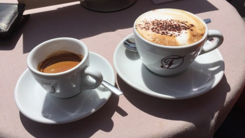 Feiner Kaffee