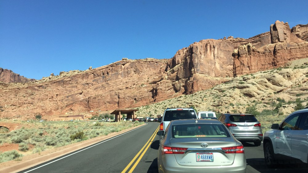 Arches-NP-Eingang