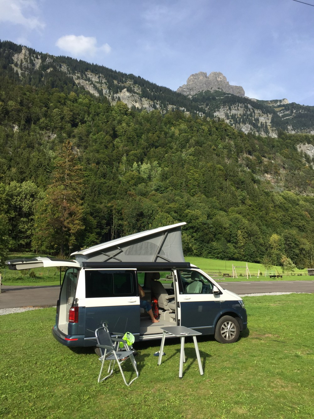Walch's Camping und Landhaus in Braz