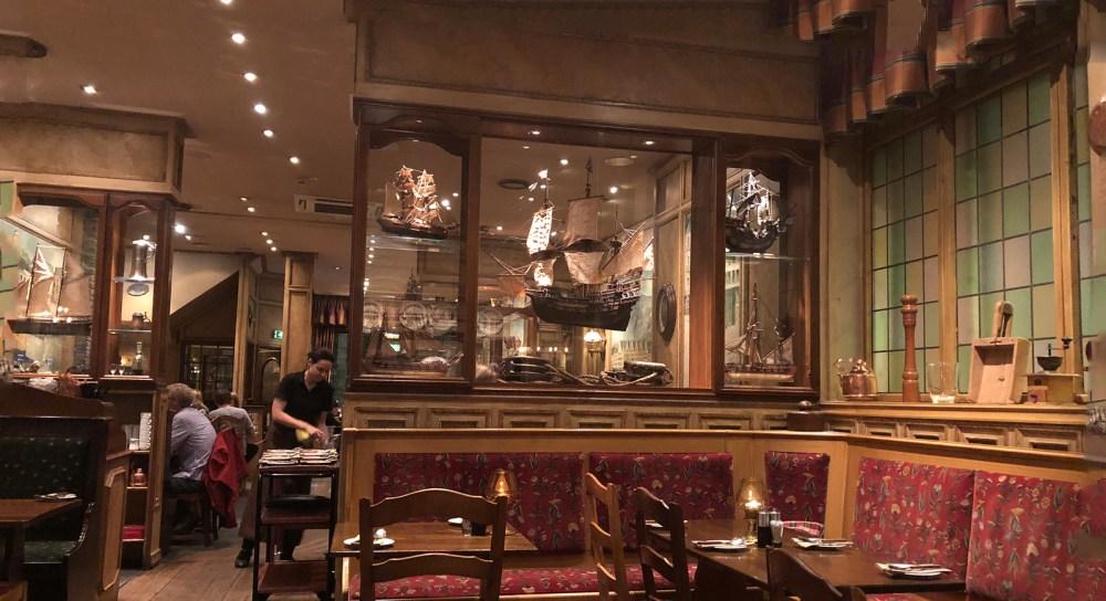 Restaurant Bryggeloftet & Stuene in Bergen