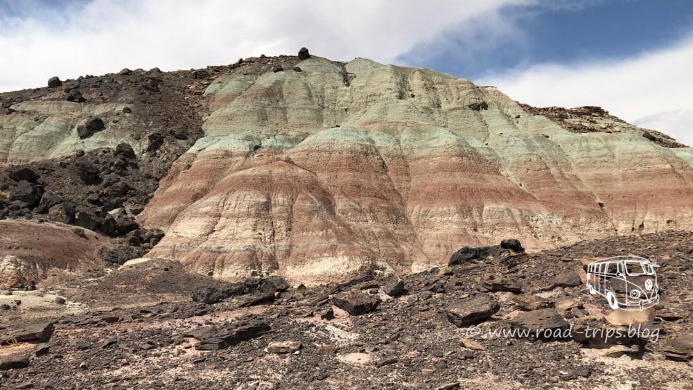 Copper Ridge bei Moab in Utah