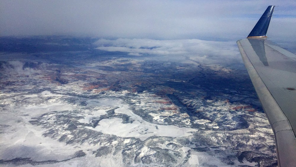 Unterwegs nach Moab