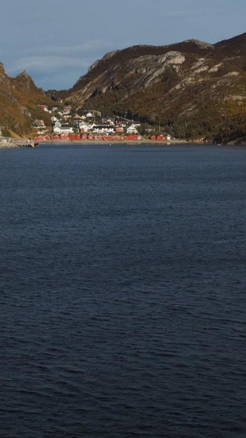 Ein Aussenquartier von Bodø