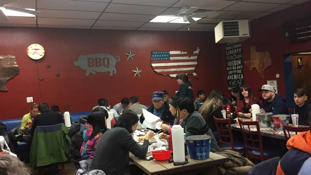 Big John's Texas BBQ in Page