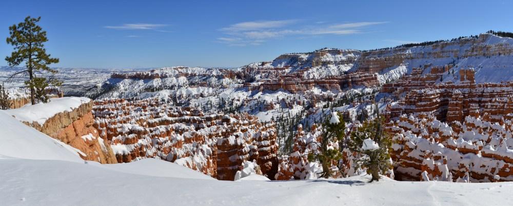 Bryce Canyon im Winter
