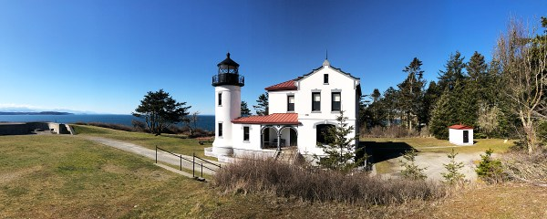 Admiralty Head Lighthouse Whidbey Island