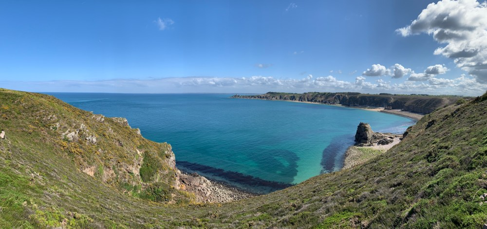 Küstenwanderweg vom Cap Fréhel zum Fort La Latte