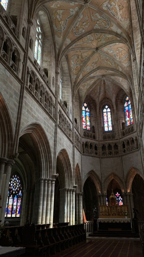 La Cathédrale Saint-Tugdual in Tréguier