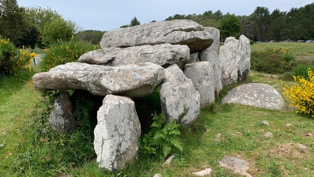 Steinreihen von Carnac
