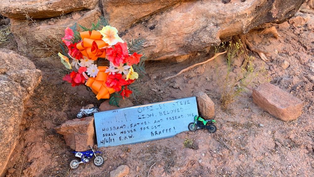 Fallen Peace Officer Trail