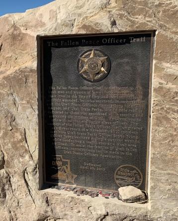 Fallen Officer Peace Trail