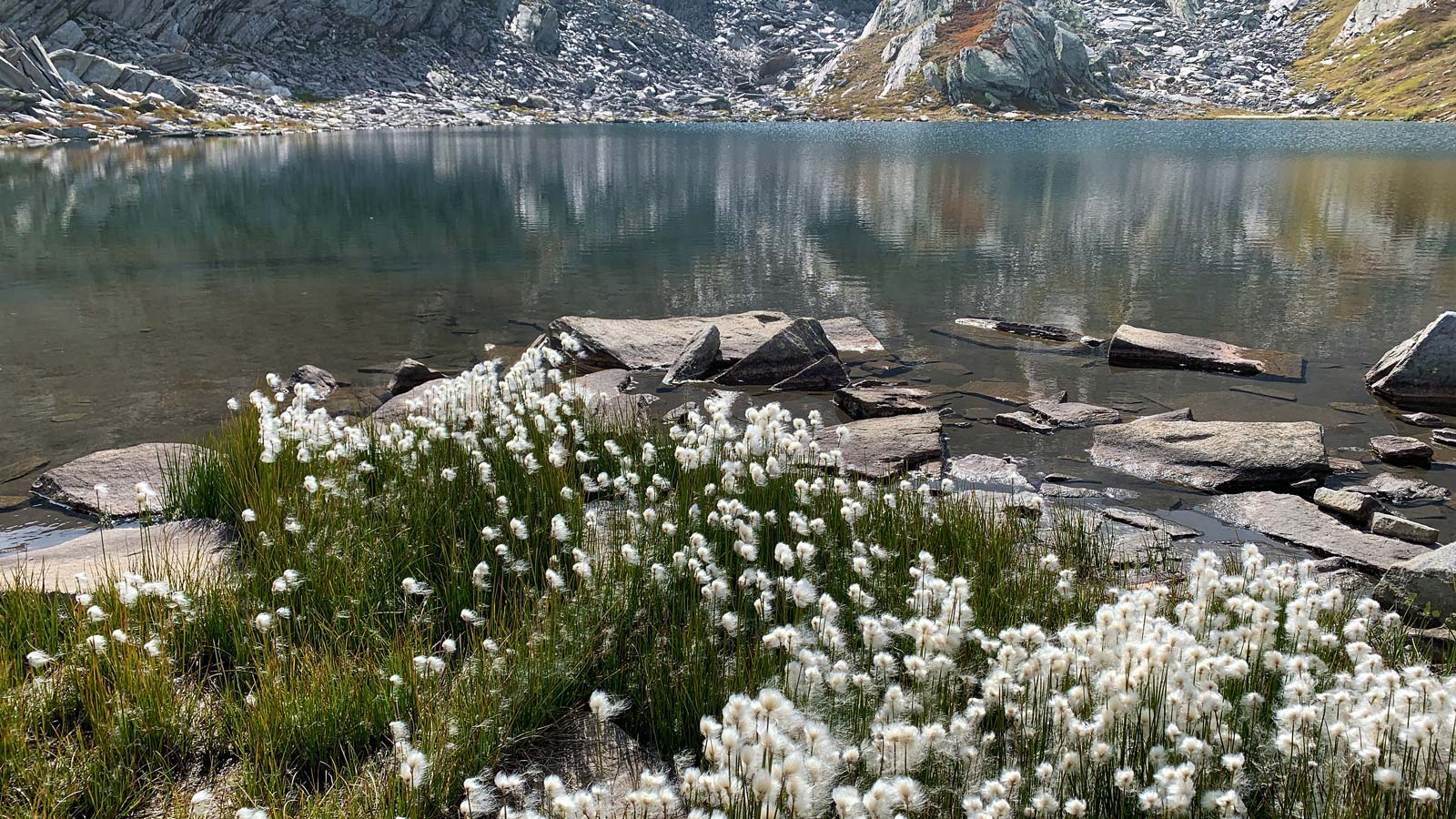 Lago Cristallina
