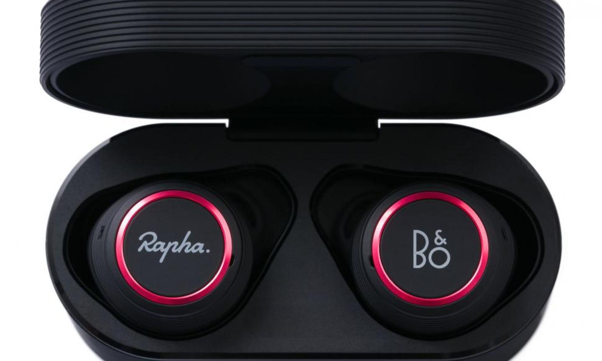 Rapha collaborates with Bang & Olufsen on Bluetooth earphones