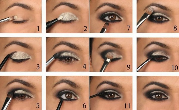 Smoky-eye-guide; makeup-tutorial-for-smoky-eye