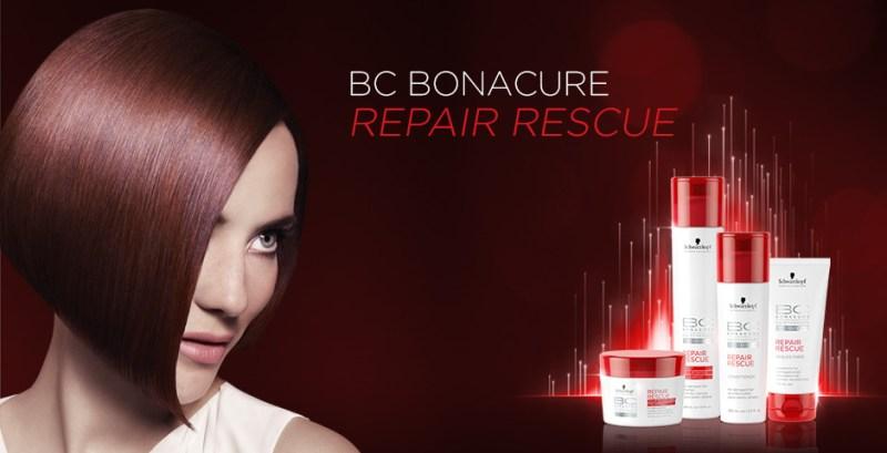 Giveaway Contest - Win Schwarzkopf BC Repair Rescue Shampoo
