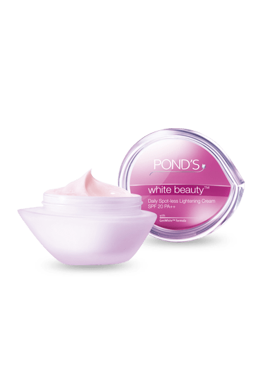 Pond's White Beauty Daily Spot-less Lightening Cream Review