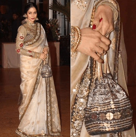 six unique ways to accessorize a saree
