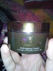 Yauvanya Anti Aging Cream Review