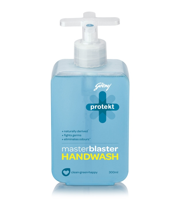 Godrej Protekt Master Blaster Liquid Hand Wash Soap Review